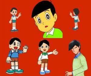 Doraemon puzzles & jigsaw