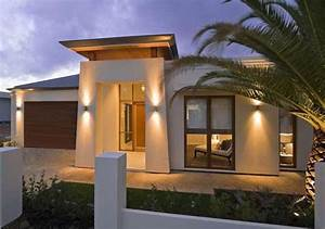led garden lights outdoor lighting ideas perth garden With exterior house lighting australia