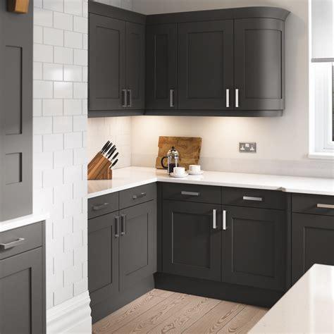 Kitchen Doors by Oxford Anthracite Kitchen Doors Doors And Handles Uk