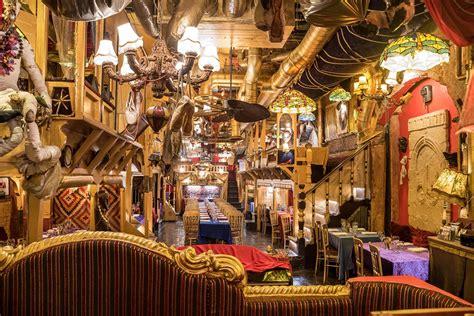 5 Best Kept Secret London Restaurants  Hero And Leander
