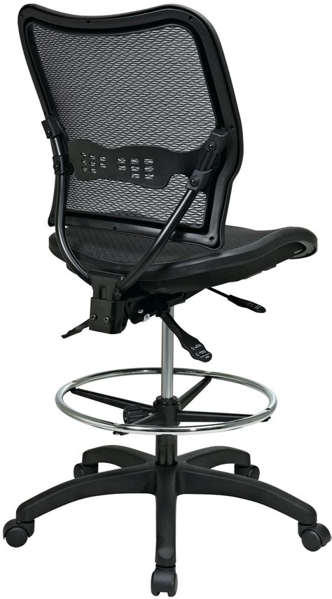 ergonomic kneeling drafting chair 13 77n30d office space air grid ergonomic drafting
