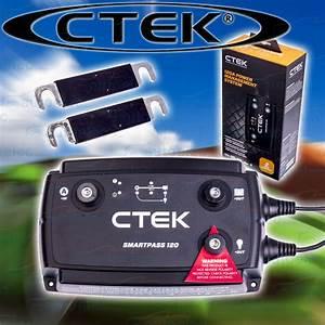 Ctek Dc To Dc Dual Battery Charger Management System 12v