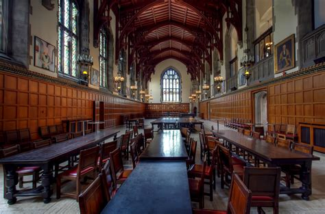great hall university  toronto hdr creme