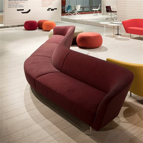 Suite Sofas by Loop Lievore Altherr Molina Arper Suite Ny