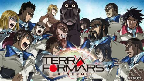 Terra Formars Manga Returns From A Long Hiatus
