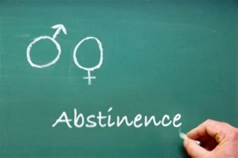 10 Facts About Abstinence Fact File