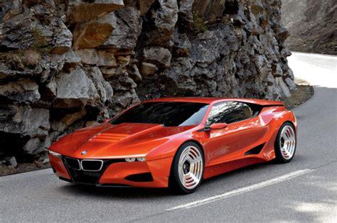 Bmw M8 Concept Car
