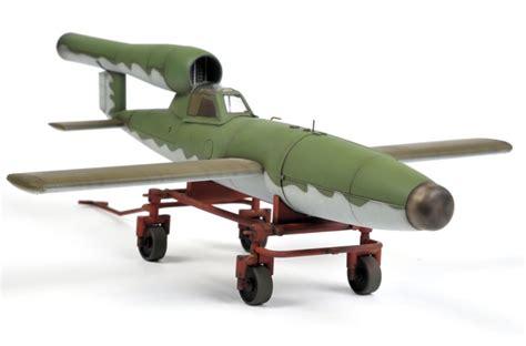 Fieseler Fi 103 Re-4 Piloted Flying Bomb By Brett Green