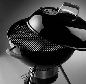 Barbecue Weber 57 Cm : weber original kettle premium 57 cm black charcoal ~ Dode.kayakingforconservation.com Idées de Décoration