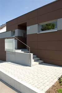Treppe Hauseingang Kosten : hauseingang mit treppe aus sichtbeton ~ Lizthompson.info Haus und Dekorationen