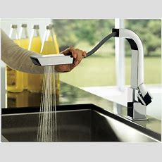 Moen S7597c 90degree Onehandle Higharc Pullout Kitchen