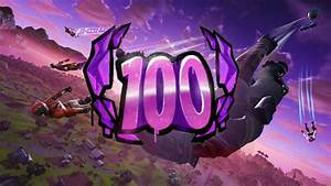 Fortnite Players Who Reach Level 100 Will Now Get Special
