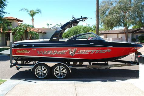 Malibu Wakesetter Boat by Malibu Wakesetter 2008 For Sale For 1 Boats From Usa