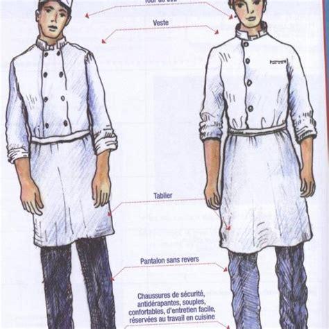tenue cuisine