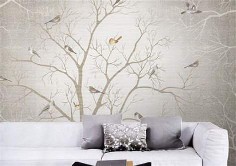 impressive wall mural ideas  bring  outdoors