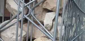Gabionenzaun Selber Bauen : gabionen die gabionenwand selber bauen ~ Lizthompson.info Haus und Dekorationen