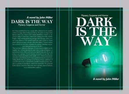 mudah membuat desain cover buku keren  photoshop