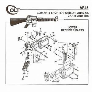4 Best Images Of Ar-15 Lower Parts Kit Diagram