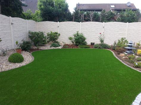 100qm Kunstrasen Green Enjoy Für Den Garten In Elsdorf