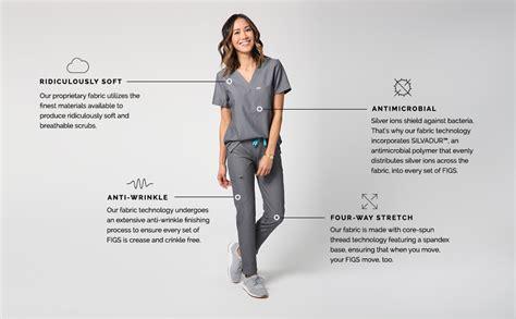 Amazon.com: FIGS Kade Cargo Scrub Pants for Women