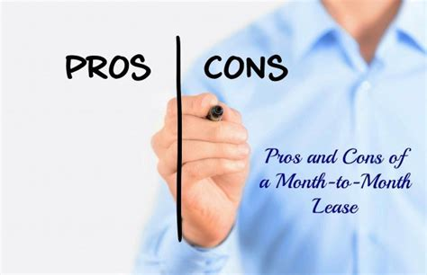 Pros And Cons Of Leasing