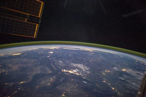 southwestern usa at night image of the day