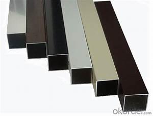 Diamond Price Chart 2015 Buy Aluminium Square Tube Profile Used On Furnitures Price