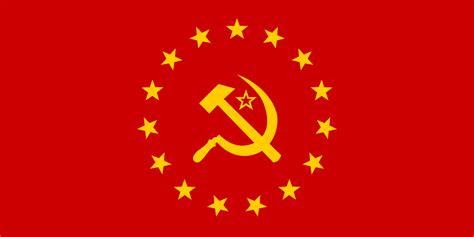 Alternate Soviet Union Flag Design