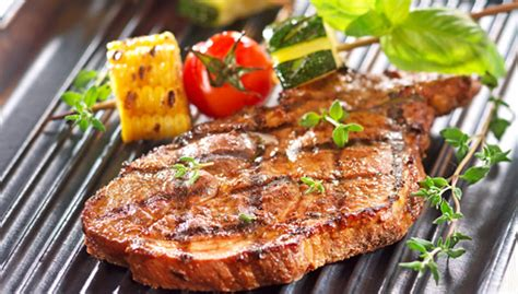 recette cotes de porc grillees facon chili facile pour