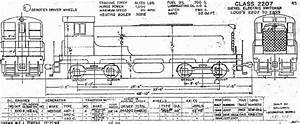 Santa Fe Diesel Engine Diagrams  U2013 Railfandepot