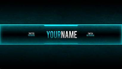 Banner Template Gaming Banners Templates Channel 1152