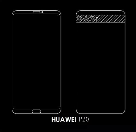 Huawei P20 Series With Triple Cameras Shown In Unconfirmed ...
