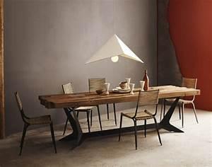meuble en rotin pour un interieur moderne et authentique With meuble de salle a manger avec ananas objet deco