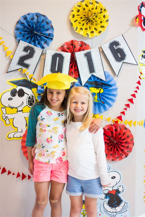 peanuts 174 graduation ideas 811 | kindergarten graduation party ideas 6