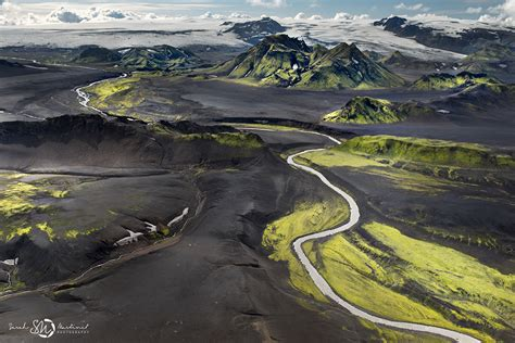 aerial iceland photography mindsparkle mag