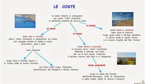 I Mari Bagnano L Europa Paradiso Delle Mappe Le Coste