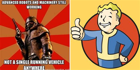 Fallout Meme 19 Hilarious Fallout Memes Only True Fans Will Understand