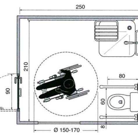 les plans d une salle de bains am 233 nag 233 e pour un fauteuil roulant c 244 t 233 maison