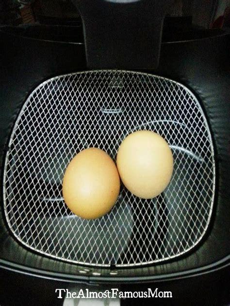 airfryer hard boiled eggs keeprecipes  universal