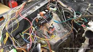 Tdi 4runner Build Pt 14 - Engine Wiring Harness