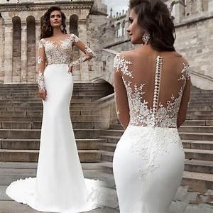 kissbridal reviews online shopping kissbridal reviews on With long sleeve illusion wedding dress