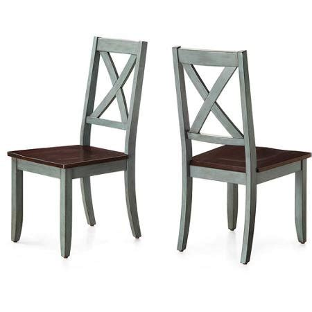 Better Homes And Gardens Maddox Dining Chair Blue sturdy better homes and gardens maddox crossing dining