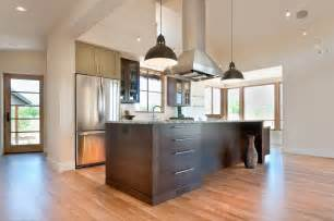 industrial style kitchen island custom modern farmhouse kitchen by marc woodworking