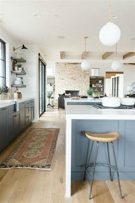 Rustic Meets Modern Mountain Home by Rustic Meets Modern In Mountain Home Decoholic