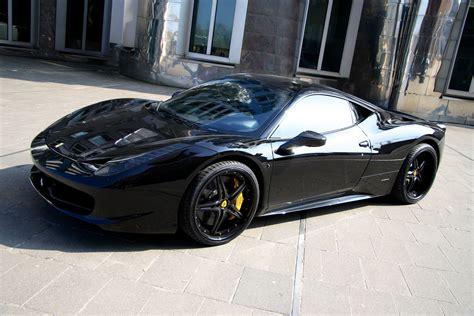Ferrari says laferrari emits 333g/km of co2. The Top Cars Ever: New Look Ferrari 458 Italia Black ...