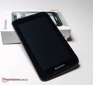 Review Lenovo Ideatab A1000 Tablet