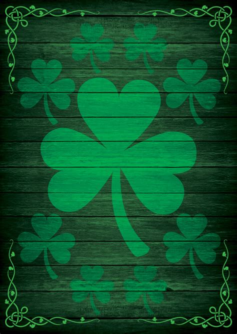 st patricks day poster background  poster templates