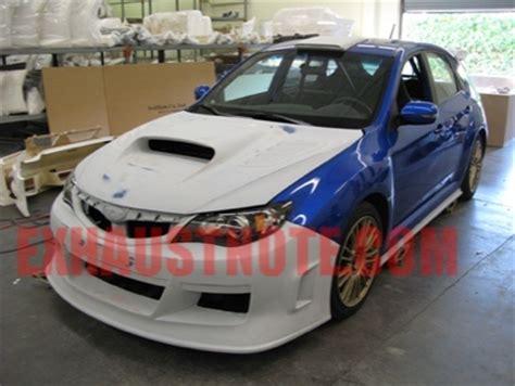 El Subaru Impreza de Paul Walker que empleará en The Fast