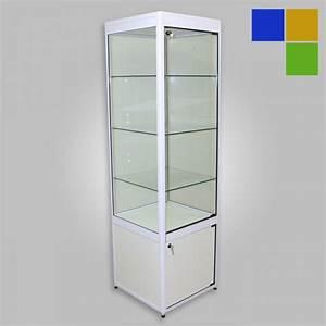 Vitrine De Collection : vitrina de aluminio topaze 2 meuble vitrina creations ~ Teatrodelosmanantiales.com Idées de Décoration