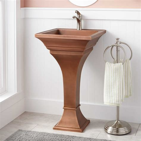 Replacing A Faucet On A Pedestal Sink by Pedestal Sink Faucet Replacement Pedestal Sink Faucet